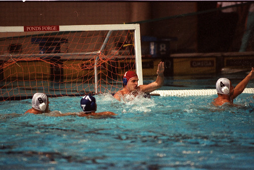 05 Waterpolo EM 1993 Sheffield