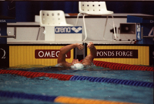 085 Swimming EM 1993 Sheffield
