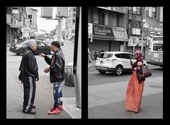 Straight Talk / Street Talk (www.phileidenbergnoppe.com) Tags: bronx thebronx nyc newyork newyorkcity photodocumentary documentary