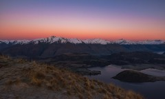 Forever Is Not Enough (Anna Kwa) Tags: dawn sunrise coromandelpeak lakewanaka mountroy moment southernalps snow southisland newzealand annakwa nikon d750 afszoomnikko1424mmf28 my forever memories always feel beating heart dontletmego raign seeing soul throughmylens destiny fate journey life omm unforgettable close foreverisnotenough
