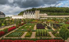 La belleza del jardín (Jesus_l) Tags: europa francia villandry castillo jardines jesúsl