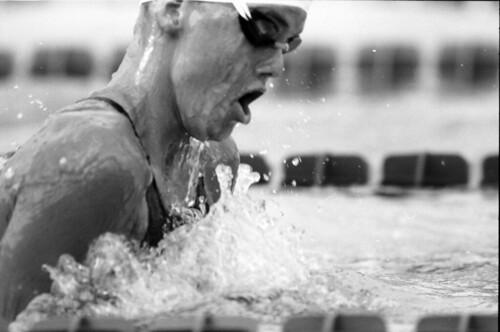 408 Swimming EM 1991 Athens