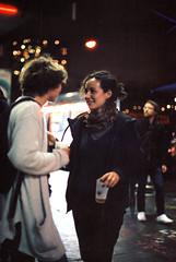 Paris by night (missbutterflies) Tags: cinestill cinestill800t argentique analogic aerosol paris parisbynight pellicule film