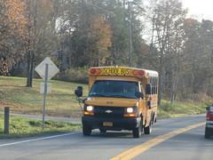 East End Bus Lines #02104 (ThoseGuys119) Tags: eastendbuslinesllc schoolbus medfordny orangecountytransitllc maybrookny bluebird