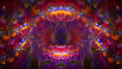 Over The Rainbow (V3) (Luc H.) Tags: over rainbow fractal abstract graphic graphism digital geometry
