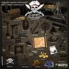 Captain Burbridge's Gacha (MadPea Productions) Tags: pirate secondlife gacha remnantdarkdays madpea madpeaproductions