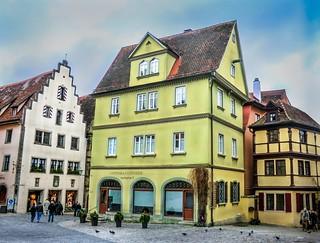 A trip to Rothenburg