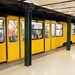 Budapest - Vörösmarty útca metróállomás