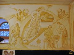 01. Роспись нижнего храма в Адамовке