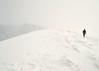 Walking from Ben Lomond summit (La Mon1) Tags: scotland lomond benlomond