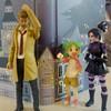 Look, A Real Wizard! (zaramcaspurren) Tags: dccomics dccollectibles dctv johnconstantine marvel marvelcomics marvellegends hasbro sistergrimm nicominoru yotsuba revoltech actionfigure actionfigures