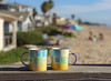 sunday morning (Karol Franks) Tags: beach morning carpinteria happyplace beachhouse coffee deck warm autumn cups california seashore outdoors fall vacation escape