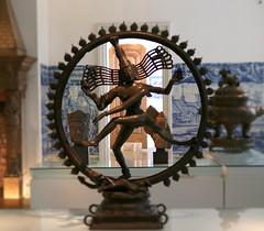 Nataraja (Julio Pinon) Tags: brasil brazil riodejaneiro museudoaçude india hindu shiva shivadance canon 80d
