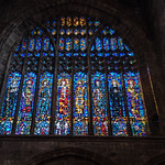* Chester Cathedral: Stained Glass Window thumbnail