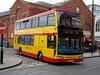 Midland Classic 57 Burton (Guy Arab UF) Tags: midland classic 57 yn08hyo scania n230ud east lancs bus burton upon trent new street reading transport 852 staffordshire buses