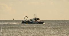Fisheries patrol (philbarnes4) Tags: fisheriespatrol catamaran philbarnes dumptongap thanet kent england dslr nikond5500 twinhulled patrol