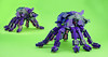 OctoViper Terrestrial Exploration Mode (TFDesigns!) Tags: lego space spaceship octopus cyclops slimestars planet exploration purple