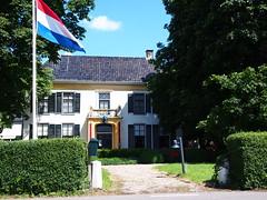 Front facade - Ekenstein (Henk van der Eijk) Tags: ekenstein lucaspietersroodbaard willemalberdavanekenstein tjamsweer groningen