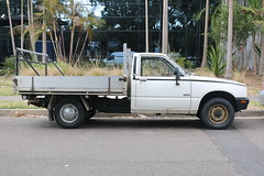 1986 Holden Rodeo KB26 4x4 (jeremyg3030) Tags: 1986 holden rodeo kb cars ute utility pickup cabchassis isuzufaster kb26 4x4 4wd