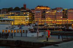 Stockholm 2010 (karlheinz klingbeil) Tags: nacht night sverige boot schweden wasser city schiff water stadt sweden