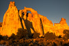 Full Sun (sochhoeung) Tags: grosvenorarch arches arch doublearch escalante thegrandstaircase utah southernutah holeintherockroad