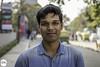 Sahoo (Frankhuizen Photography) Tags: sahoo bangalore india 2017 portret portrait smile glimlach bengaluru karnataka street straat streetlife photography fotografie kleur color colour people posed geposeerd man ngr