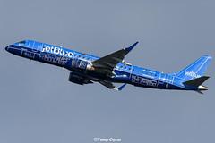 N304JB @BOS (thokaty) Tags: n304jb jetblue blueprint embraer e190 e190ar erj190 eis2009 bostonloganairport bos kbos