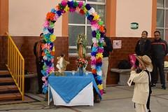 Virgen Santa María de Guadalupe