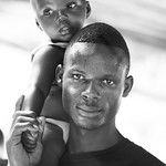 Father and Child, Congo. thumbnail