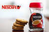 Nescafe (Mohamed Rimzan) Tags: food nescafe biscuits cookies coffee red mug canon canon80d 50mm house home morning evening fun blur