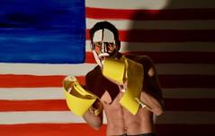 Scratching Borders #1 (MATLAKAS) Tags: orode deoro riccardo matlakasmatlakasorode deororiccardo matlakasperformancelive artscratchingbordersbordersmatlakasmiamiding dongamerican flagamericaperfomance artart