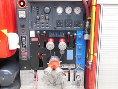 Berri 609 (Pump Panel) (matchy281) Tags: sa mfs samfs metropolitan fire service renmark station open day 2017 berri scania 94d fleet 180 ber ber609 609 south australian