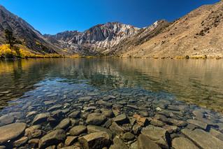 Convict Lake Rocks