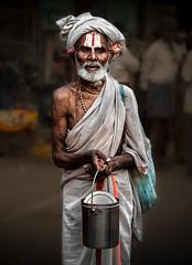 Varanasi (Roberto Farina Travel Photography) Tags: varanasi india portrait robertofarina asia sadhu gange people