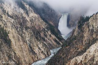 Mist Over Lower Falls_T3W0504