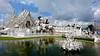 White Temple 白龍寺 (MelindaChan ^..^) Tags: chiangrai thailand 清萊 white temple 白龍寺 culture art chanmelmel mel melinda melindachan 泰國 travel