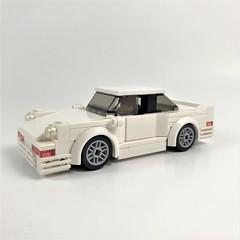Porsche 959 (wooootles) Tags: lego moc legomoc car sportscar sportscoupe coupe porsche 959 turbo legocar auto 918 speedchampions