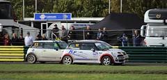 J78A0356 (M0JRA) Tags: rally cross cars racing tracks grass roads woods british people spectators croft raceways