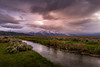 Grand Teton National Park Sunset (Lissa Ann Photography) Tags: grandtetonnationalpark gtnp sunset tetons mountains clouds storms