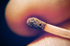 ///PHØSPHOЯU$ (galwachs) Tags: macro macromondays fingertips micro cerilla matches fosforo match phosphorus fingers closeup wood madera