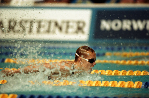 157 Swimming EM 1993 Sheffield