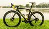 Pinarello Dogma F10 Disk (2018) at Jurong Lake Park in Singapore (davejunia) Tags: ace bicycle bike brake cycling disc disk dogma dura elemntbolt enve f10 hydraulic most pinarello road ses shimano talon wahoo southwestsingaporedistrict singapore sgp