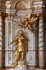 Klosterneuburg's Gilded Figures (Laura K Bellamy) Tags: klosterneuburg cathedrals cathedral church austria europe churches travel art architecture baroque