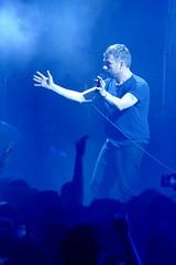 Damon Albarn (6) (Mhln) Tags: gorillaz live concert paris zenith humanztour damonalbarn
