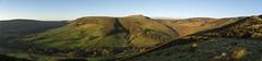 Edale (l4ts) Tags: landscape derbyshire peakdistrict darkpeak autumn edale kinderscout rushupedge uppertor grindsbrook grindslowknoll grindsbrookbooth goldenhour sunrise thenab panorama