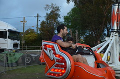 20171125-Fireworks-327 (frannyfish) Tags: mimosa fireworks carnival rides dodgems giant slide face painting kids fun