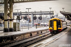 LondonWaterlooRailStation2017.10.31-7 (Robert Mann MA Photography) Tags: londonwaterloorailstation londonwaterloostation londonwaterloo waterloorailstation waterloostation waterloo lambeth londonboroughoflambeth london greaterlondon station trainstation trainstations railwaystation railstation railwaystations railstations railway railways architecture train trains city centre cities londoncitycentre 2017 tuesday autumn 31stoctober2017 networkrail networkrailwaterloo southwesttrains southwesternrailway class450 desiro class450desiro class444 class444desiro class707 desirocity class707desirocity class458 juniper class458juniper class455 class456 class159 southwesternturbo class159southwesternturbo