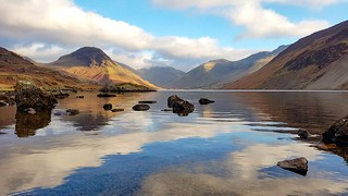 Wast Water, The Lake District, Cumbria.   [explored 03.12.17]