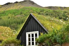 Icelandic Turf House 3 (Amaury Laporte) Tags: europe iceland skogar folkmuseum traditional history
