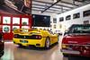 Unicorno giallo. (TJHarrington) Tags: ferrari f50 giallomodena unicorno joemacari london londoncars cars supercar hypercar